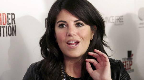 Monica Lewinsky, angered by 'off limits' question on Clinton, walks off Israeli stage