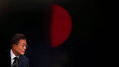 South Korea's Moon, Trump to discuss North Korea at U.N. - Blue House