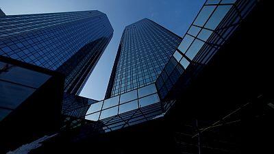 Deutsche Bank sticks to profit goal amid expectations of exiting Eurostoxx 50
