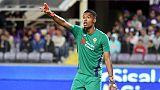 Fiorentina:Lafont, lesione coscia destra
