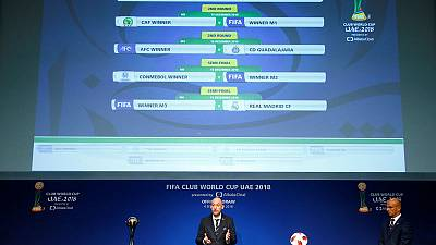 Real Madrid to face Guadalajara or Asian champions