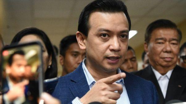 Philippines: Duterte ordonne l'arrestation d'un de ses principaux opposants