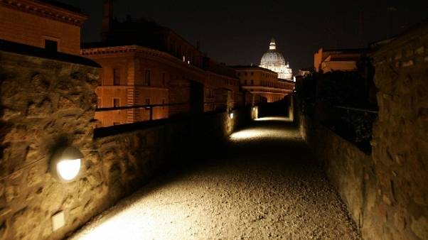 Roma,cadono frammenti da mura 'Passetto'