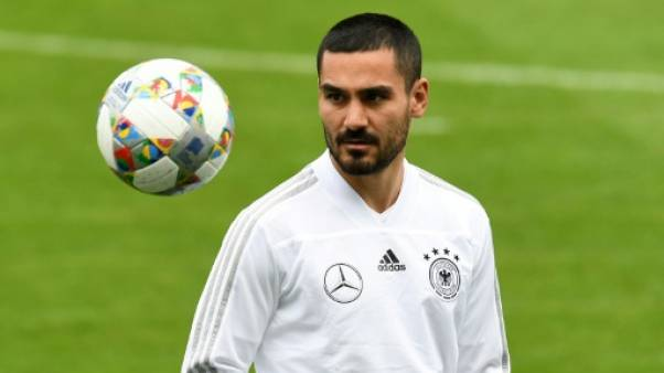 "Ligue des Nations: l'ombre de ""l'affaire Gündogan"" plane sur Allemagne-France"