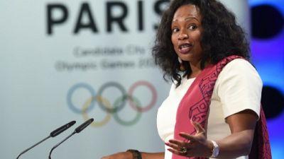 Laura Flessel, une ancienne championne de passage en politique