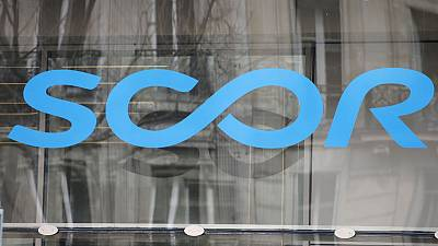 French re-insurer Scor rejects 8.2 billion euro takeover bid, shares jump