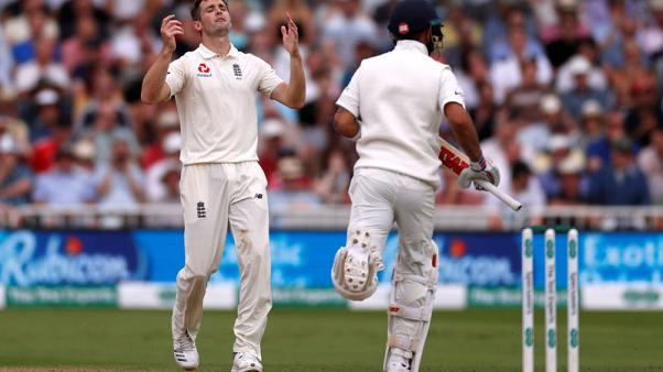 England include Woakes, Pope in squad for final India test