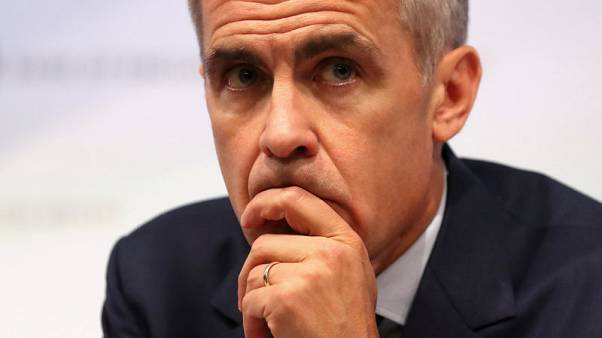 Carney says he is ready to stay longer at Bank of England