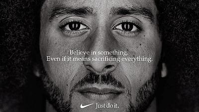 Kaepernick ad spurs Nike boycott campaign