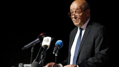 """Syrie: laisser la porte """"ouverte à la négociation"""" à Idleb (Le Drian à l'AFP)"""