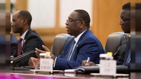 Chine-Afrique: le président sénégalais rejette les critiques sur la dette