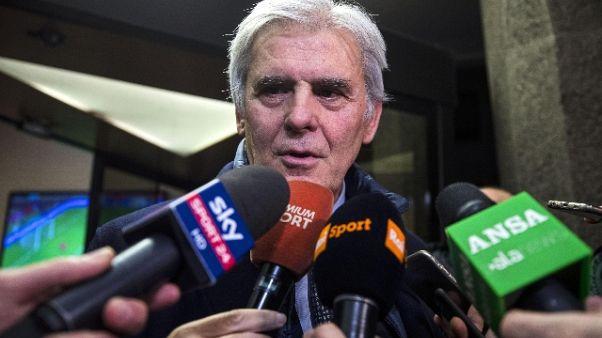 Nicchi, pronti a votare presidente Figc