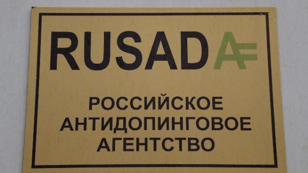 Doping: Rusada, pessimismo su reintegro