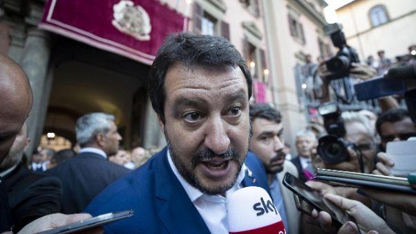 Salvini, governo ha lunga vita