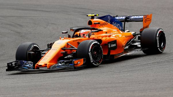 McLaren driver Norris is a young man in a hurry