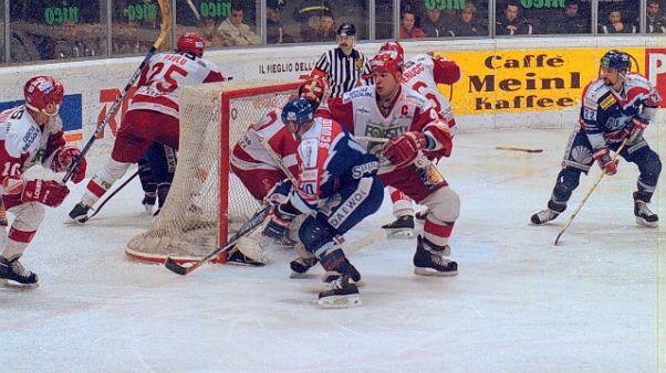 Hockey ghiaccio: Champions,Bolzano super