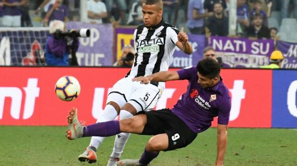 Udinese: risentimento muscolare Ekong