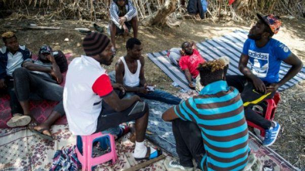 Au Maroc, les migrants se cachent pour éviter les déplacements forcés