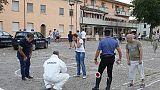 Accoltella passanti, convalidato arresto