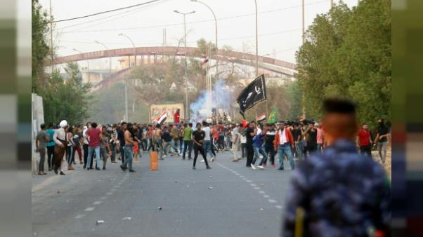 Trois manifestants tués en 24 heures dans le sud de l'Irak (médecins)