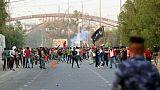 Grogne sociale en Irak: six manifestants tués dans le sud (responsable)