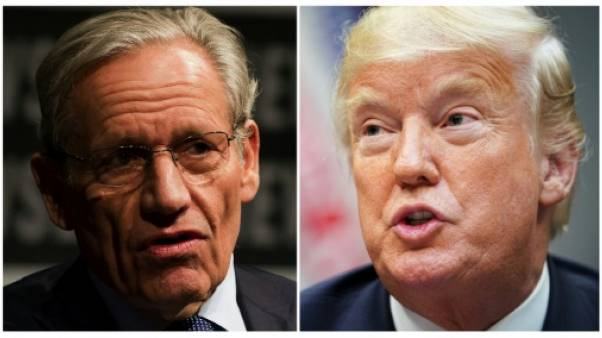 Woodward dresse un tableau accablant de la Maison Blanche sous Trump