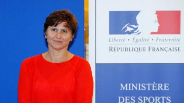 "Au ministère des Sports, Maracineanu remercie la ""France si accueillante"""