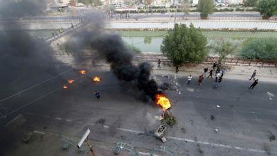 Journée sanglante à Bassora en Irak: six manifestants tués
