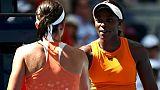 US Open: Stephens déchue, Thiem s'attaque à Nadal