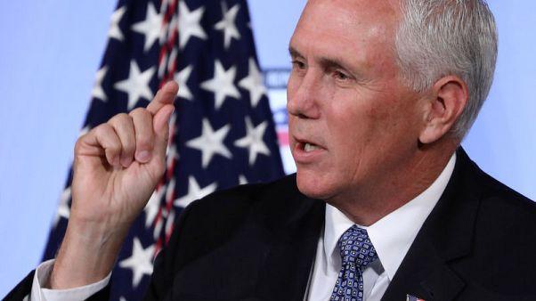 نائب الرئيس الأمريكي يدعو ميانمار إلى إطلاق سراح صحفيي رويترز
