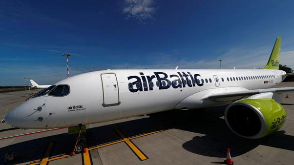 Air Baltic CEO says on track for A220 deliveries, as delays ease