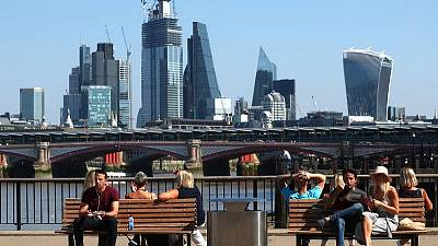 United States top, Britain second in financial activity - think-tank