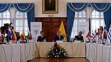 Crise migratoire: l'Amérique latine appelle le Venezuela à accepter de l'aide humanitaire
