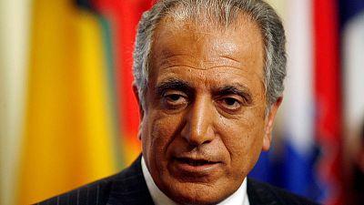 Ex-Ambassador Khalilzad to become U.S. adviser on Afghanistan