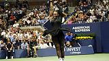 Tennis - Grand Slam Tournaments - US Open - Day 9