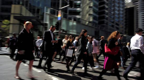 Australia's economy storms ahead to best growth in six years