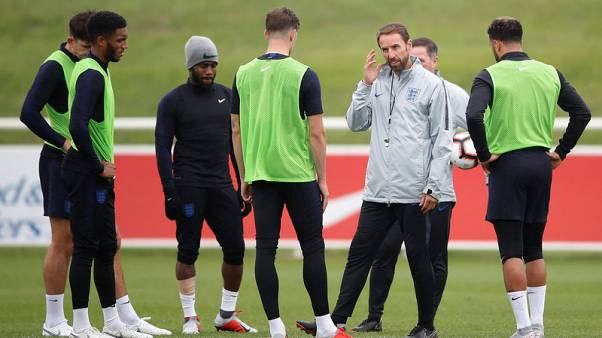 Southgate retains trust in England youth for bright future