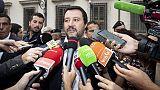Salvini,rispetto impegni con Italiani-Ue