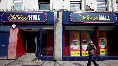 William Hill signs casino sports-betting deal in U.S. push