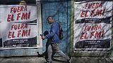 Inflation, sacrifices économiques, les Argentins en ont assez