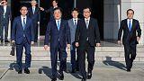 كوريون جنوبيون يصلون للشمال وسط تعثر محادثات نزع السلاح النووي