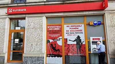 Millennium, Alior bid to buy SocGen's Polish bank- sources