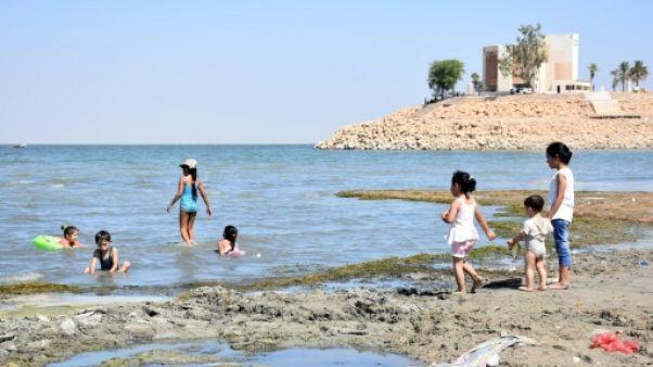 """En Irak, l'âge d'or révolu d'un """"paradis"""" pour touristes et jeunes mariés"""