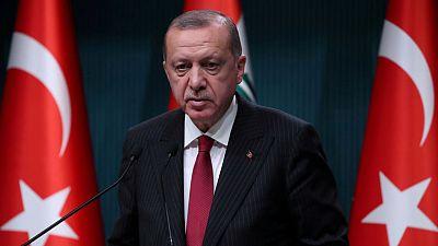 Turkey's Erdogan hopes Tehran summit will avert Idlib offensive