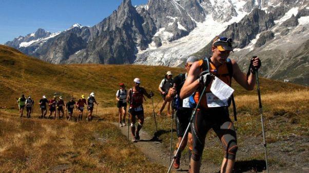 Valle d'Aosta torna capitale ultratrail