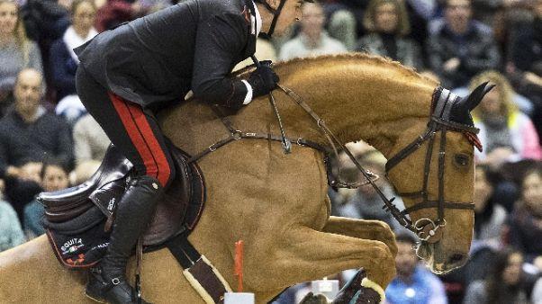 Equitazione: torna a Roma 'F1 cavalli'
