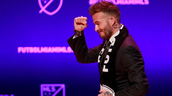 Beckham's MLS franchise to be called Inter Miami