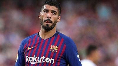 VAR disrupts flow of game, says Barca's Suarez