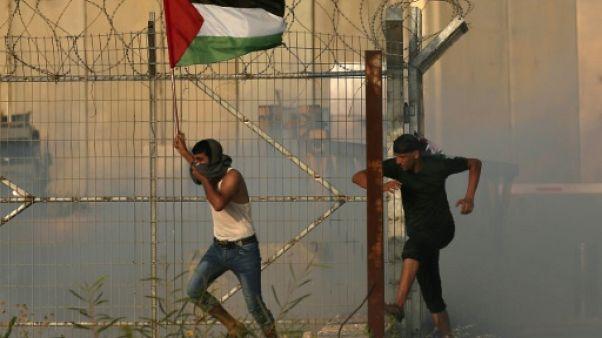 Israël ferme son seul point de passage pour les personnes avec Gaza