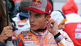 Moto: Marquez, vorrei far pace con Rossi
